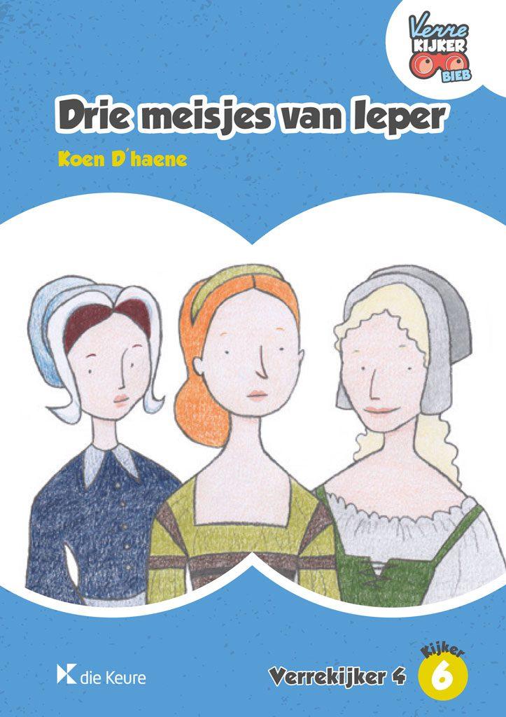 Drie_meisjes_van_Ieper_Cover