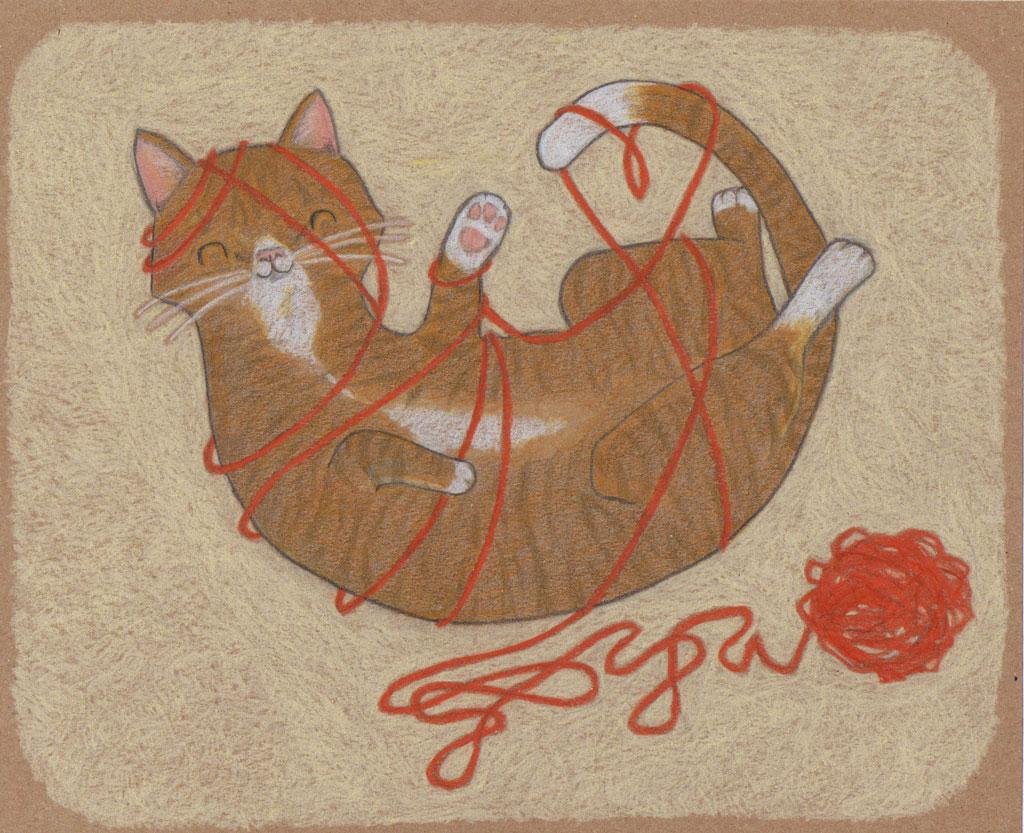 lovecat-analoog