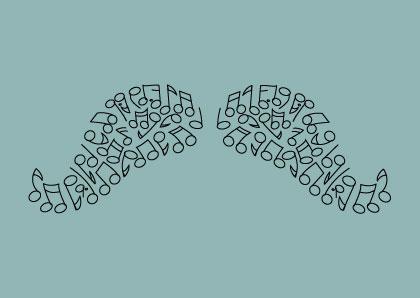 music-moustache-please