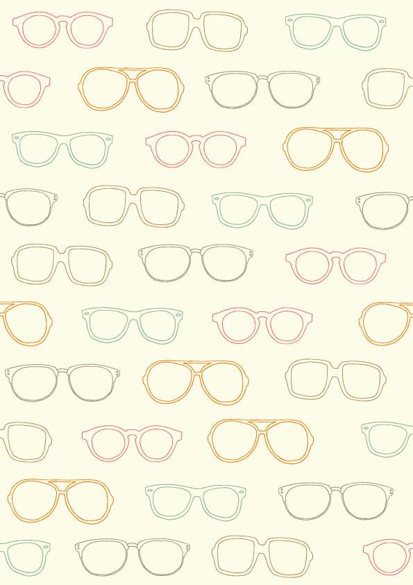 sunglasses-pattern