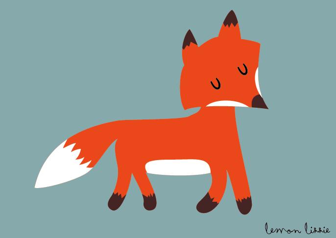 Fox Lemon Lizzie