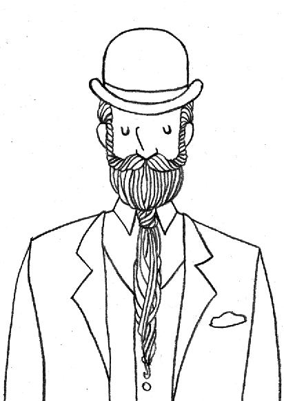 gentleman tie