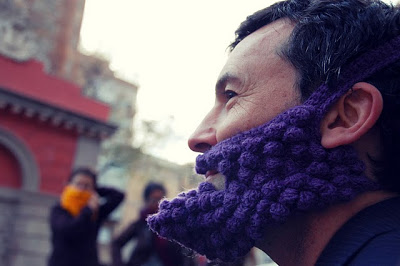 guerillas de barbudos gonchillas via lepetitpot