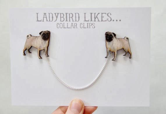 ladybird likes collar clips