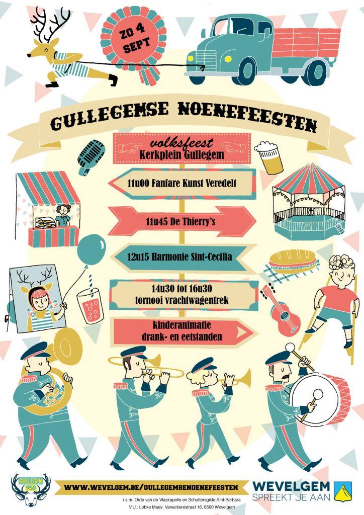 Gullegemse-Noenefeesten-affiche