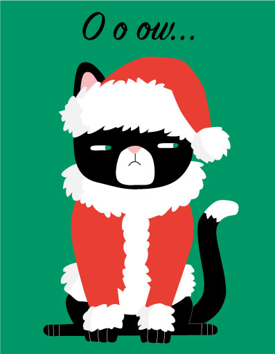 o-o-ow-not-so-amused-christmas-cat